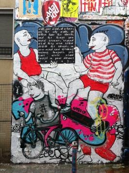 Les Boxeurs de la Rue Denoyez