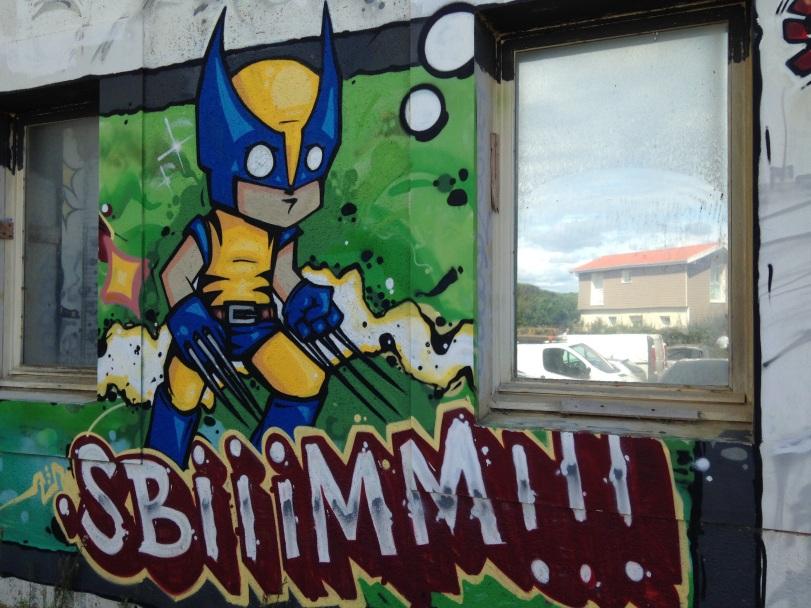 Bat Man Junior à Seignosse Plage