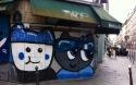 les Chats Bleus de La rue Notre Dame de Nazareth