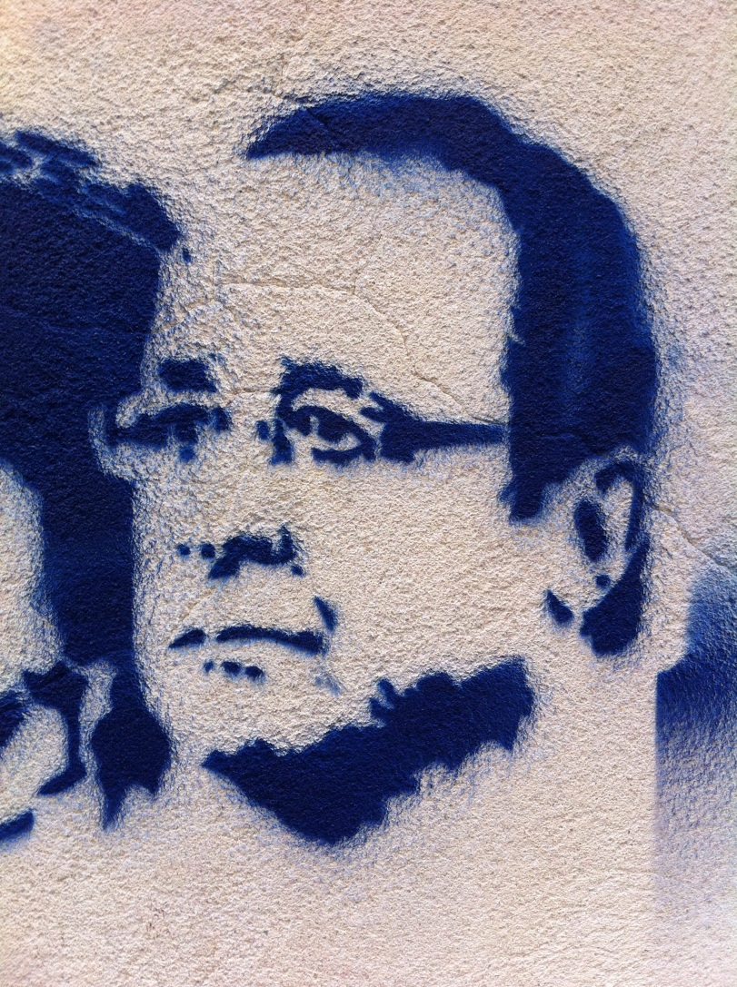 François Hollande Street Art